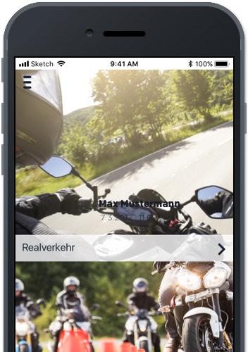 App Entwicklung Bremen Convelop – Referenz DVR Smartphone Screen 2