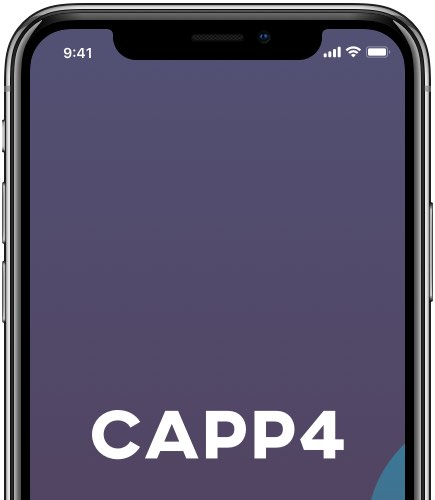 CAPP4 Kommunikationsapp – Convelop Referenz – Screen 1