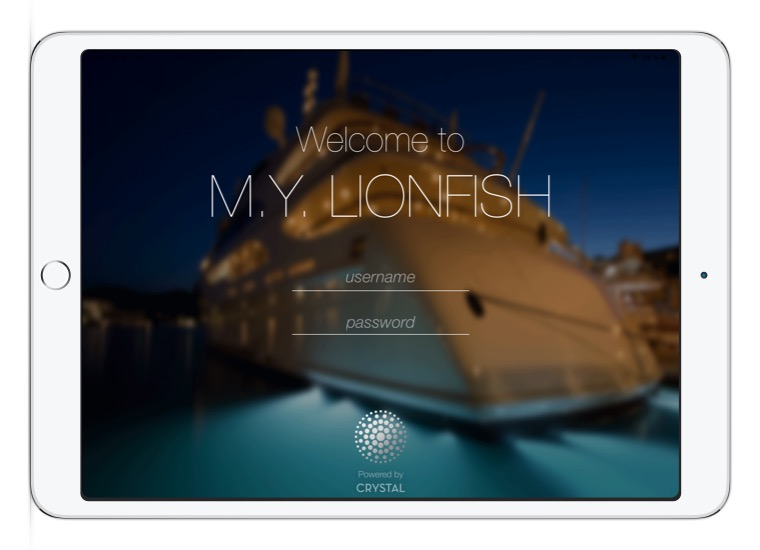 Convelop Referenz IMS Crystal – IPad Screen 1